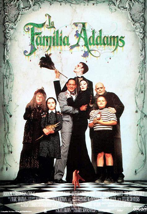 La familia Addams | La familia addams, Películas ...