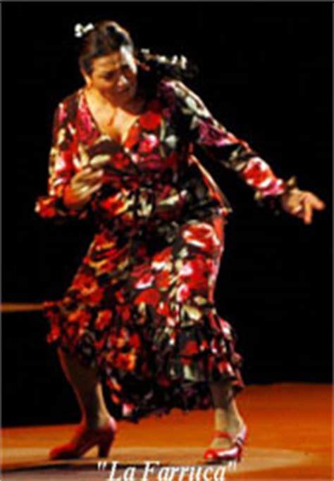 LA FARRUCA   BAILAORES/AS   El Arte de Vivir el Flamenco
