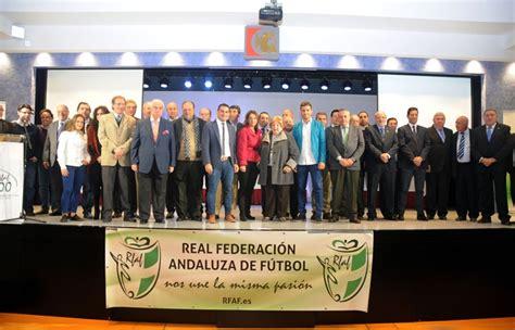 La Federación Andaluza celebra su Centenario en la Diputación