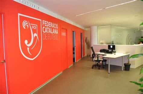 La Federación Catalana de Fútbol estrena sede en Barcelona ...