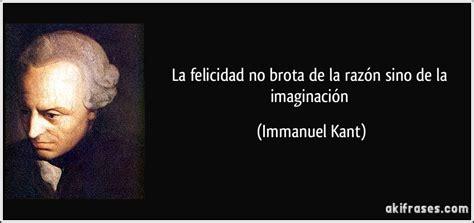 La felicidad no brota de la razón sino de la imaginación