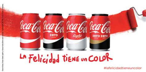 La Felicidad Tiene un Color y Ese es el Rojo de Coca Cola ...