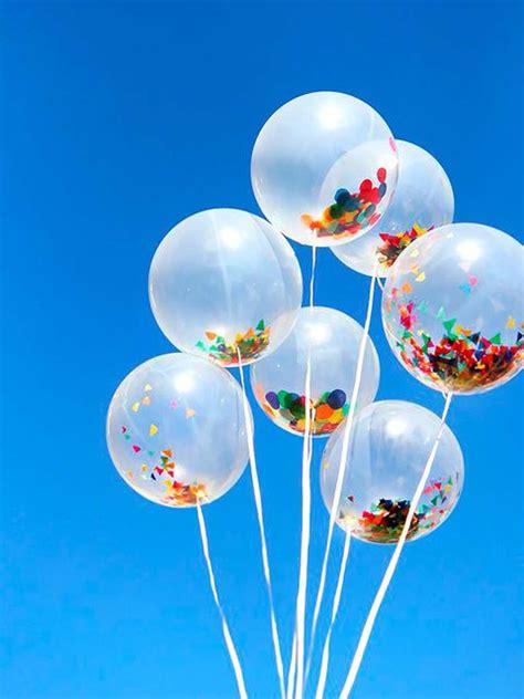 La fiesta... ¡en casa! 10 ideas DIY para decorar con globos