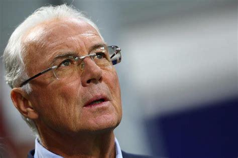 La Fifa sospende Beckenbauer per 90 giorni