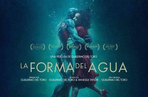 La forma del agua   EL LADO OSCURO DEL CELULOIDE   El cine ...