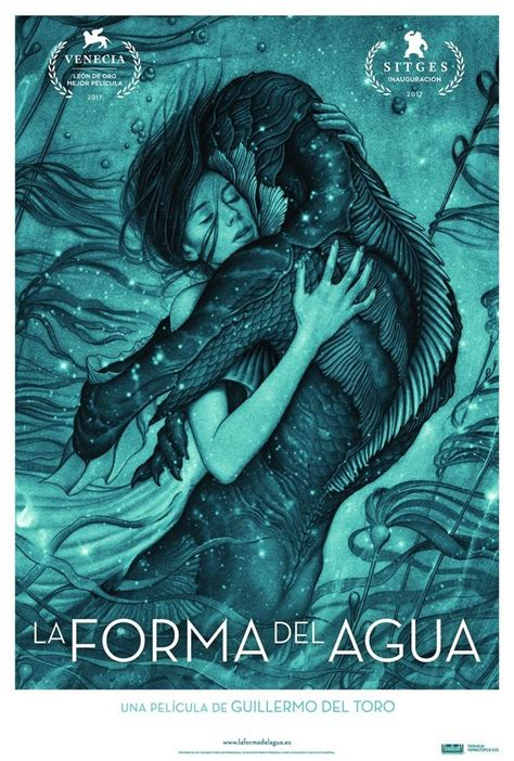 [LA FORMA DEL AGUA • 2017] | La forma del agua, Peliculas ...