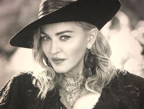 La foto de Madonna que comprueba que los años ya le están ...