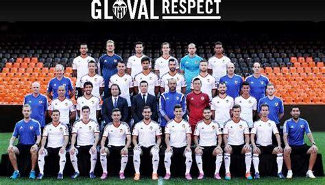La foto oficial del Valencia   MARCA.com