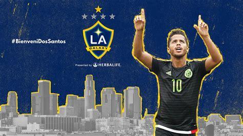 LA Galaxy sign Giovani dos Santos   YouTube