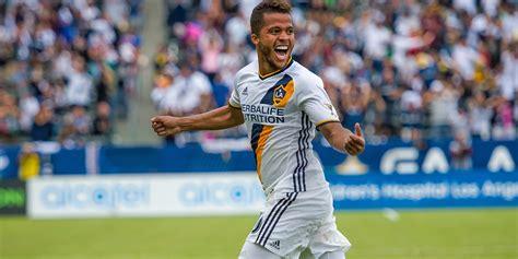 LA Galaxy Soccer Star Giovani dos Santos Shares His ...