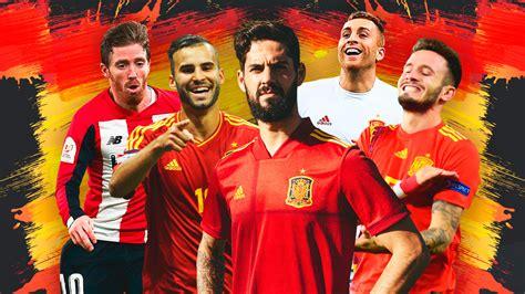 La generación perdida de España   Selección española de fútbol