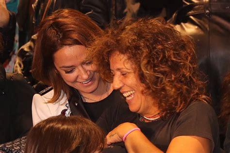 La gran amistad de Toñi Moreno y Rosana   Chic