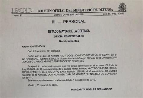 La gran derrota de Margarita Robles: restituye al ...