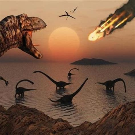 La gran extinción del Cretácico. El fin de la Era de los ...