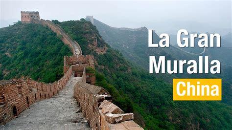 LA GRAN MURALLA CHINA/Documental National Geographic EN ...