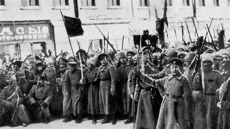 La gran Revolución Socialista Rusa del 1917   Tour Historia
