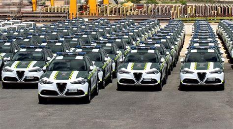 La Guardia Civil adquiere 97 unidades Alfa Romeo Stelvio 2 ...