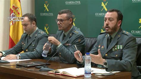 La Guardia Civil aporta datos sobre el esclarecimiento del ...