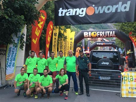 La Guardia Civil de Huesca participa en la Trail Aneto ...