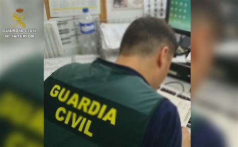La Guardia Civil desarticula una organización dedicada a ...