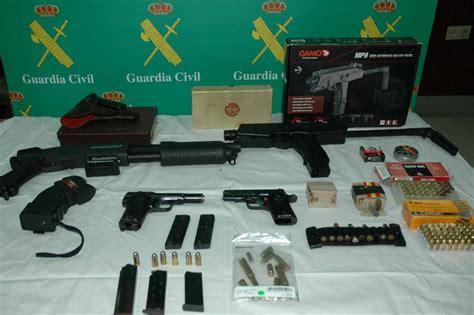La Guardia Civil expondrá en Madrid más de 2.600 armas ...