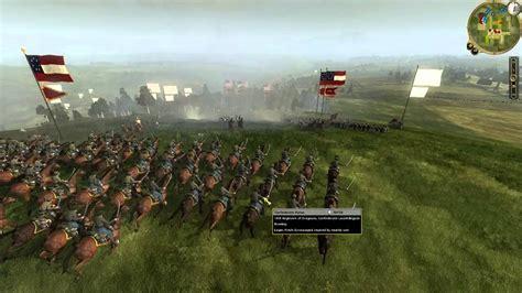 La Guerra Civil Americana TW mod ETW  II  Batalla   YouTube