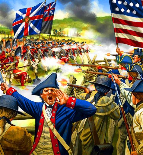 La Guerra De Independencia Americana   SEONegativo.com