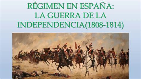 La Guerra de la Independencia Española   YouTube