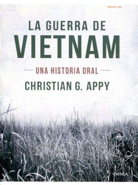 La guerra de Vietnam   Christian G. Appy.pdf   Vietnam del ...