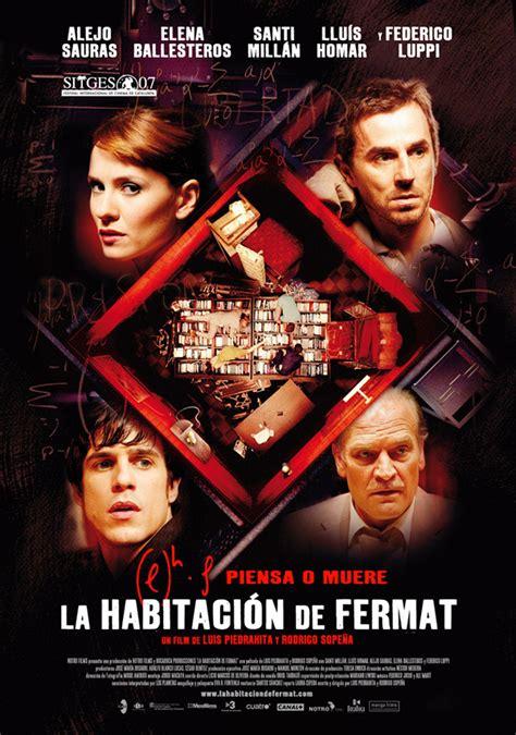 La habitación de Fermat   Película 2007   SensaCine.com