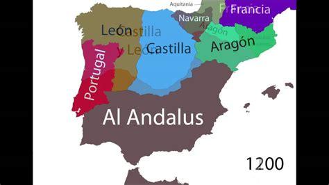 La historia de España en 2 minutos   YouTube