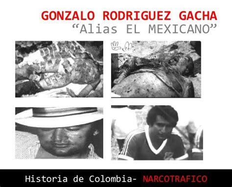 La historia de Gonzalo Rodríguez Gacha, el narcotraficante ...