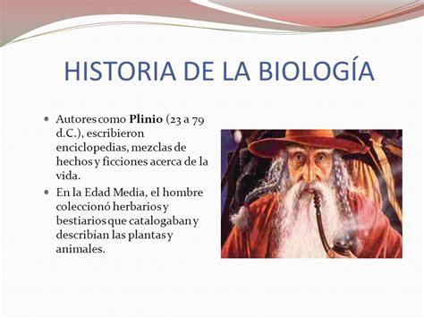 La Historia De La Biologia   SEONegativo.com