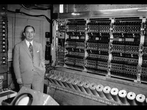 La Historia de la Informatica en imagenes   YouTube