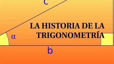 LA HISTORIA DE LA TRIGONOMETRÍA by Julia Quesada on Prezi