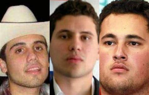 """La historia familiar de """"El Chapo"""": ¿quiénes son sus hijos ..."""