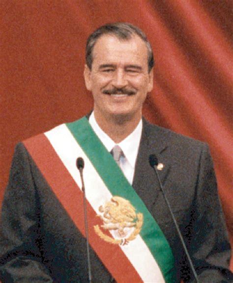 La Historia Presidencial: Vicente Fox Quesada