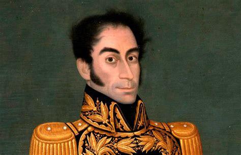La Historia sobre la Verdadera Imágen de Bolívar