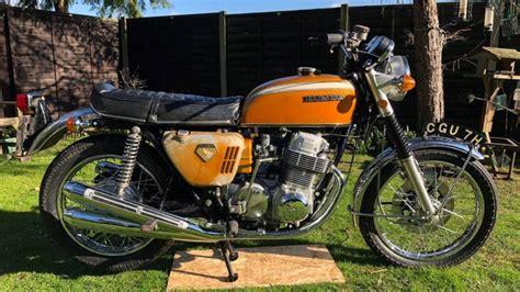 La Honda CB750 Four que nunca podrás comprar