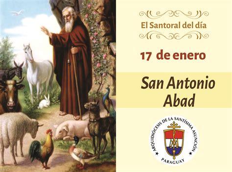 La Iglesia celebra la memoria de San Antonio,abad ...