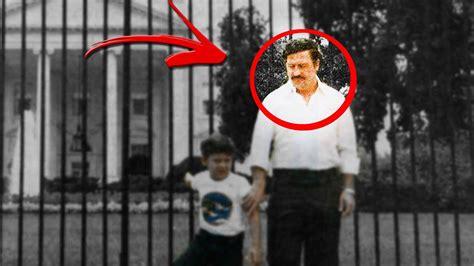 La Impactante Fotografia de Pablo Escobar en la Casa ...