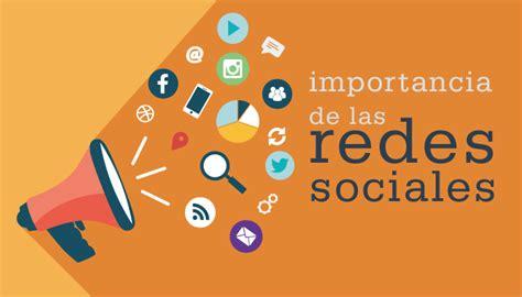 La Importancia de las Redes Sociales en la Actualidad. 2017