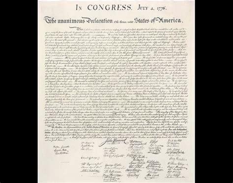 La Independencia de Estados Unidos   Declaración de ...