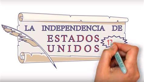 La Independencia de Estados Unidos en 11 minutos