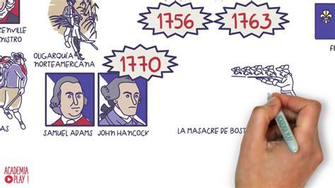 La Independencia de Estados Unidos en 11 minutos   YouTube