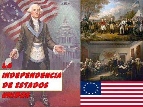 La Independencia de los Estados Unidos