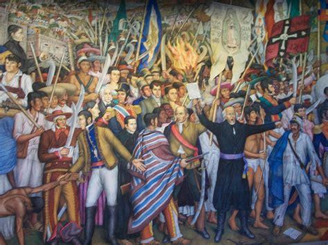 La independencia de Mexico – The independence of Mexico ...