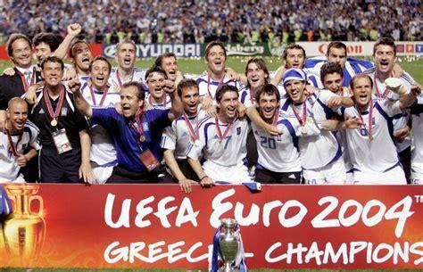 La inexplicable e imborrable Odisea del fútbol griego