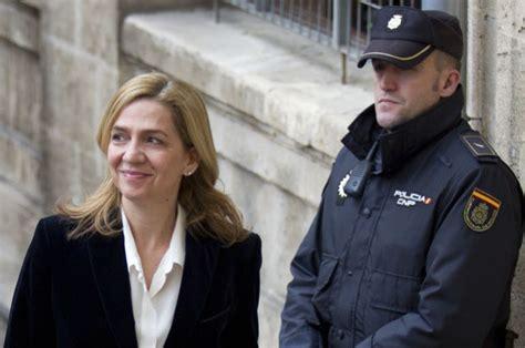 La Infanta Cristina declarará la última en el Caso Noos ...
