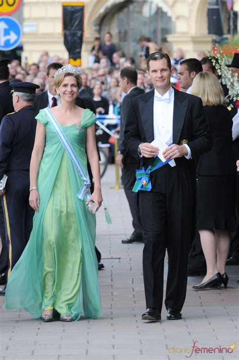 La Infanta Cristina e Iñaki Urdangarín, camino de la boda ...